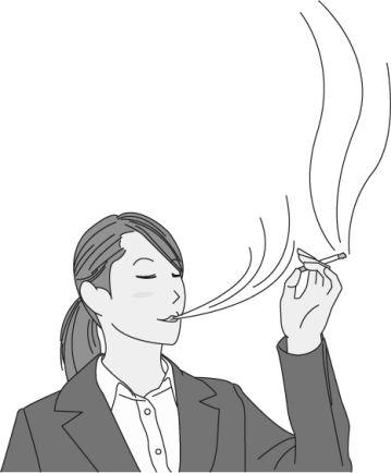フジテレビ秋元優里アナ タバコ画像が痛すぎて不倫疑惑に同情の声が薄い件