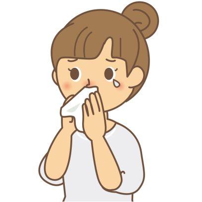 アレルギー性鼻炎の症状でのどの痛みがまた出てきた!一年で一番困った時期に備えたい!