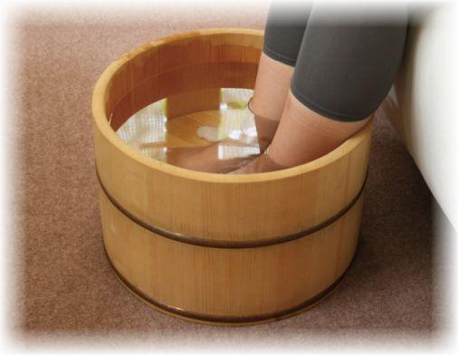 足湯の効果で自律神経も喜びMax!お手軽で簡単な美容・健康増進の仕方とは